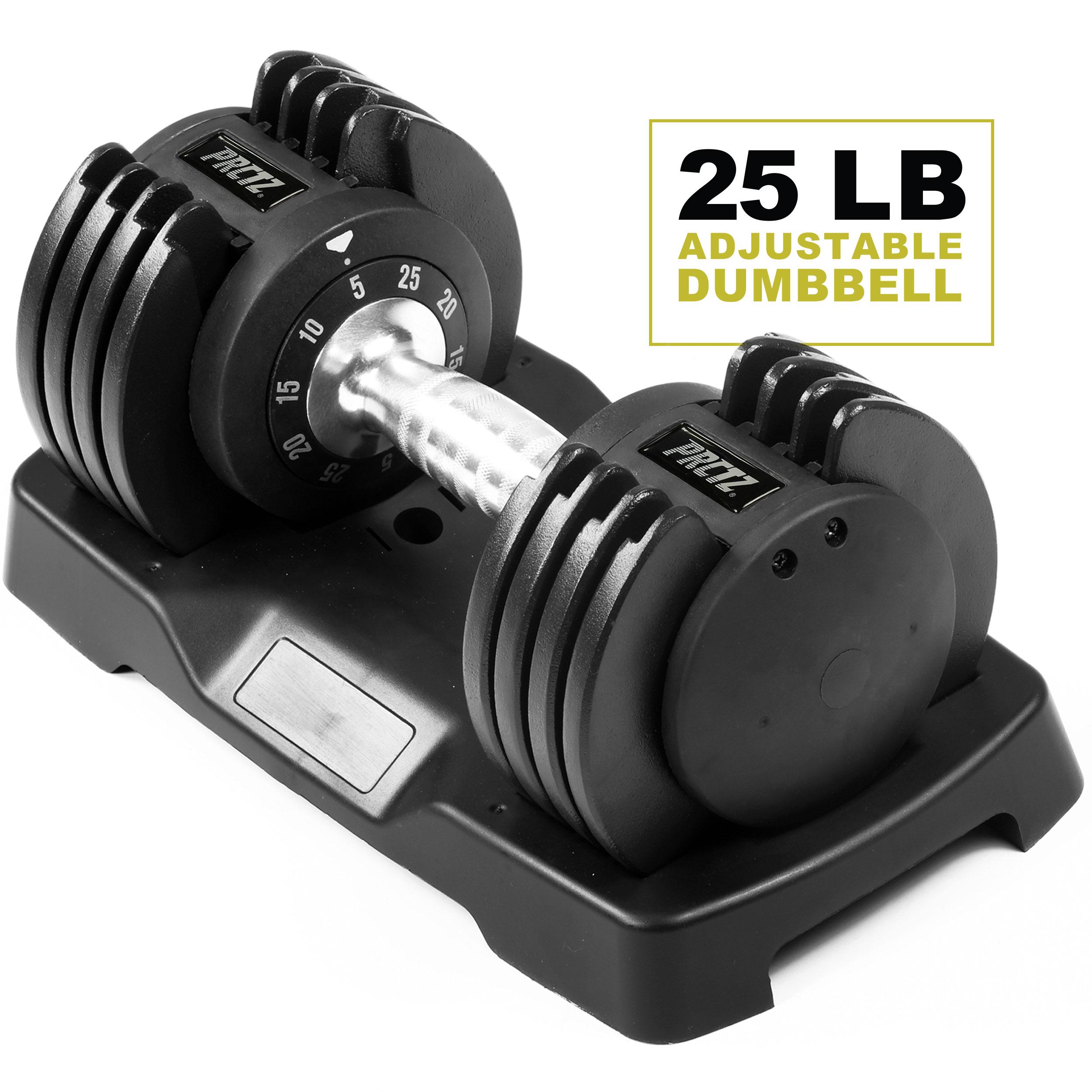 PRCTZ 25LB Adjustable Dumbbell $75