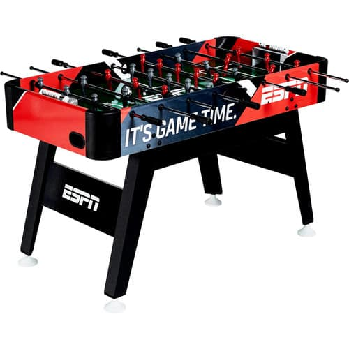"ESPN 54"" Foosball Soccer Table for $79.99 w/free Shipping"