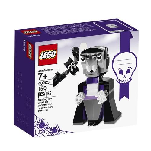 LEGO Creator Halloween Vampire and Bat 6137133 Building Kit (150 Piece) $7.99 + FS w/PRIME