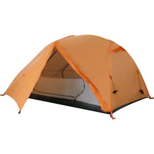 Ozark Trail Lightweight Alumiun Frame Backpacking Tent, Sleeps 2 For $29 + Free Store Pickup