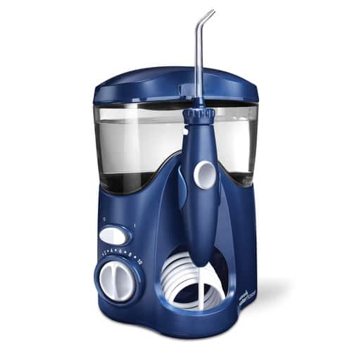 Waterpik Ultra Countertop Water Flosser WP-113, Blue or Orchid For $37.95 +FS