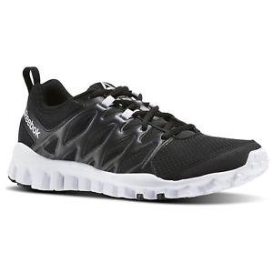 Reebok Men's RealFlex Train 4.0 Shoes, Black for $29.99 + FS
