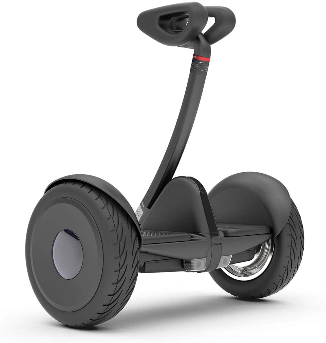 Segway Ninebot S Smart Self-Balancing Electric Scooter with LED light, Portable and Powerful, Black $458.34