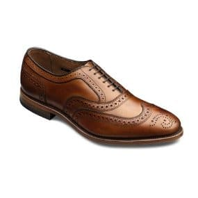 Allen Edmonds McCallister Wing Tip (Select Sizes) $206, $245 or Less