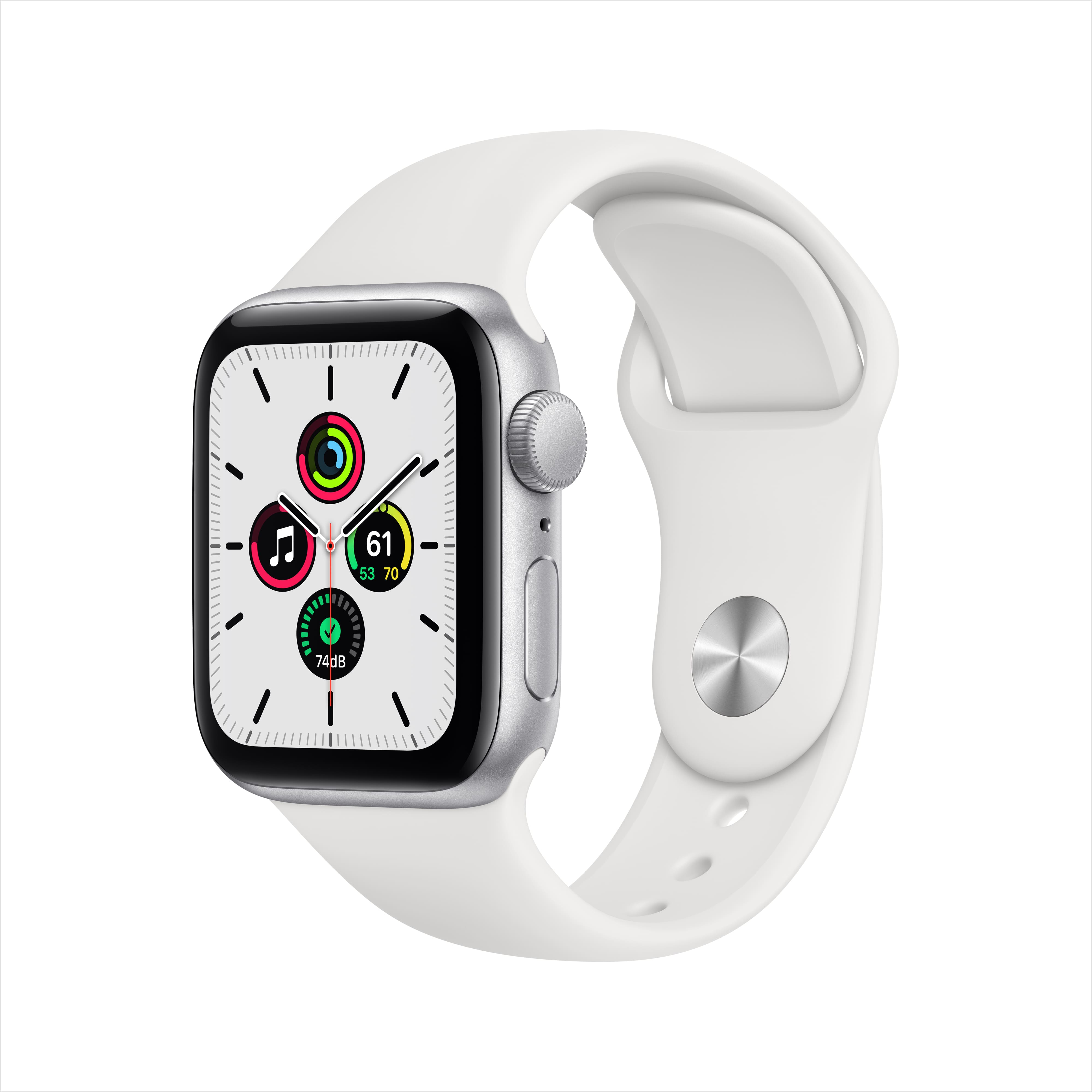 Walmart: Apple Watch SE 40mm GPS Smartwatch (Various Colors) $249 + Free Shipping
