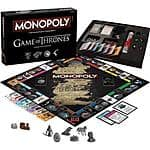 Monopoly: Game of Thrones Collector's Edition $34.99 after promo code shipped Frys.com