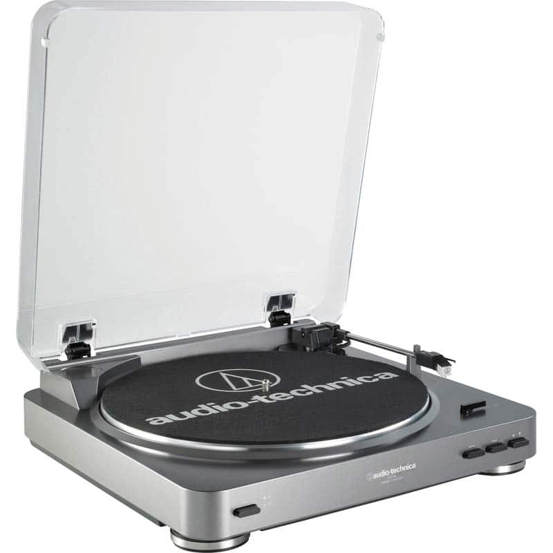 Audio-Technica AT-LP60-USB Fully Automatic Turntable $79 + Free Shipping after Promo Code