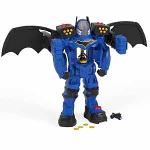 Imaginext DC Super Friends Batbot Xtreme Playset $59.99 FS Frys.com