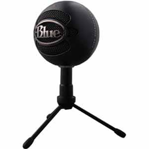 Blue Microphone Snowball Ice Microphone - Blackout $39.99 with FS after promo code Frys