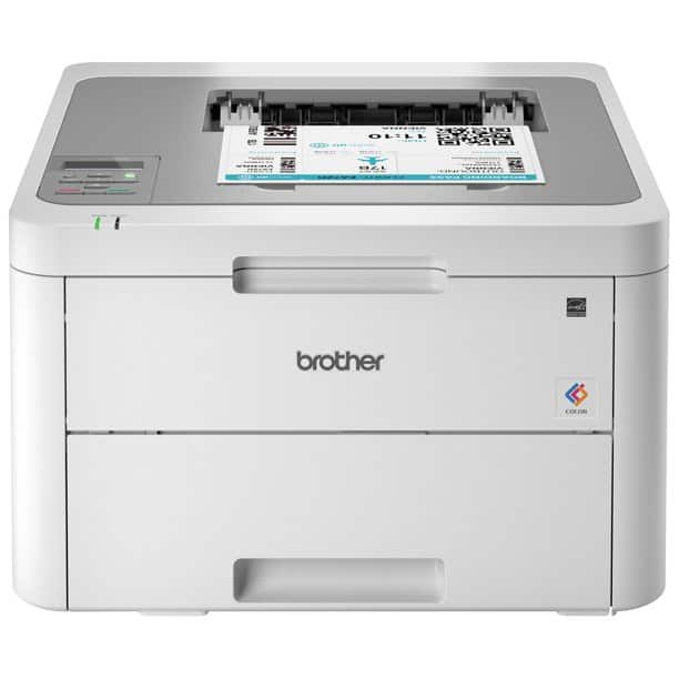 Factory Refurbished Brother HL-L3210CW Wireless Color Laser Printer $149.99 Shipped at Walmart