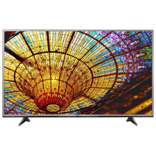 "LG 65"" 4K Ultra HD Smart LED HDR LCD TV 65UH615A - Costco $1199.99 SHIPPED"