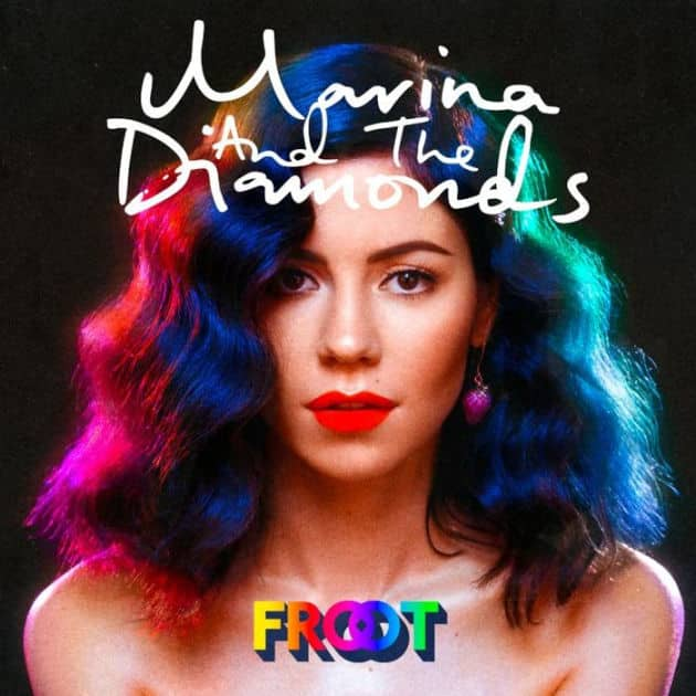 FROOT (Vinyl w/Bonus CD) by Marina and the Diamonds - Free 2 day with Prime - $7.79+ tax