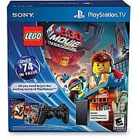 Walmart Deal: PlayStation TV Limited Edition Bundle with Lego Movie and Sly Cooper Thieves in Time - Wal-Mart Exclusive $99.99