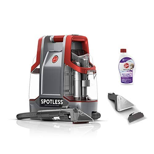 Amazon - Hoover Spotless Portable Carpet & Upholstery Spot Cleaner FH11300PC $50