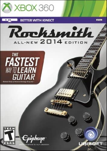 Rocksmith 2014 Edition w/ Cable (PS3 / PS4 / XBox 360 / Xbox One) - $34.99 @ Amazon