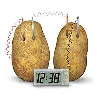 Amazon Deal: 4M Potato Clock @ Amazon for $5.45!