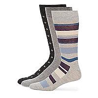 Saks Fifth Avenue Deal: Cole Haan Men's Socks 3-Packs @ Saks $10 FS AC