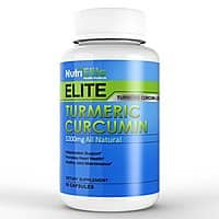 Amazon Deal: Pure Turmeric Curcumin 1200mg Extra Stength 60 Caps @Amazon $0.99 AC FS