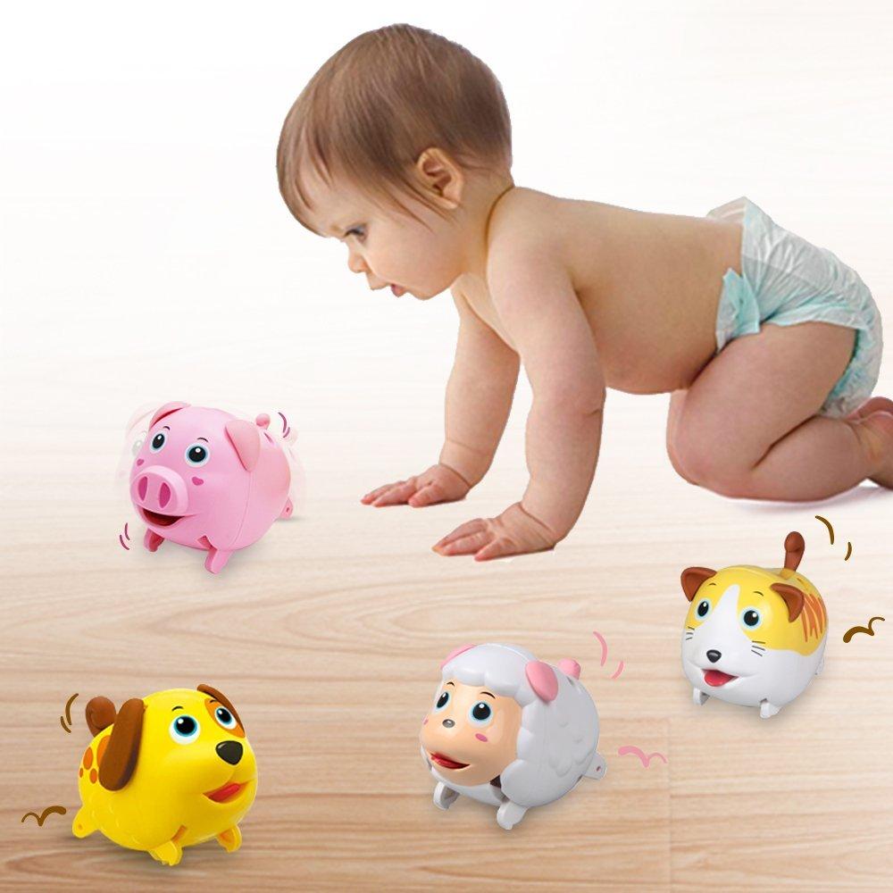 Electronic Animal Toys Set $7.49 @Amazon