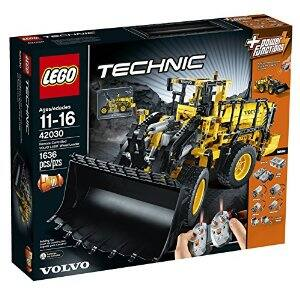 LEGO Technic42030 Volvo Front End Loader - Amazon - $199.99 w/free prime shipping