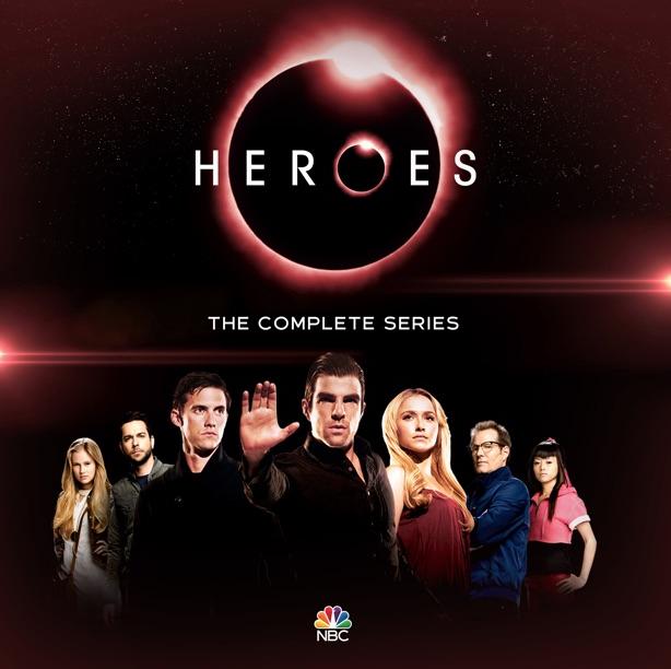 Heroes Complete Series iTunes $29.99
