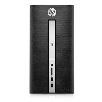HP Pavilion 510-P026 Intel Core i5-6400T X4 2.8GHz 12GB 1TB Win10, Black (Refurbished) $320