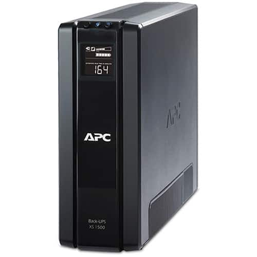 B&H Photo has APC - Power Saving Back-UPS XS 1500 - Black  $140 free shipping ($180 for Pure Sine Wave)
