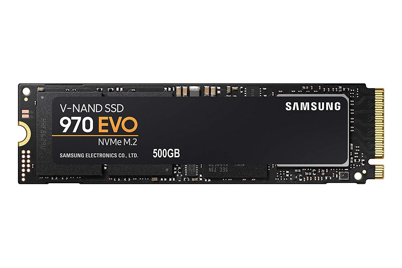 Samsung 970 EVO 500GB - NVMe PCIe M.2 2280 SSD (MZ-V7E500BW) $89.98
