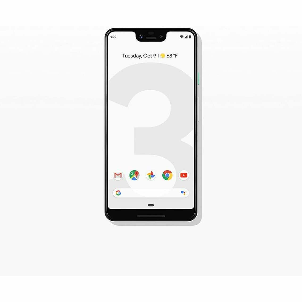 Google Pixel 3 XL 64GB Unlocked Android Phone (White) $180 at DailySteals