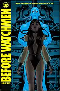 Before Watchmen Omnibus $57 + free shipping $56.95