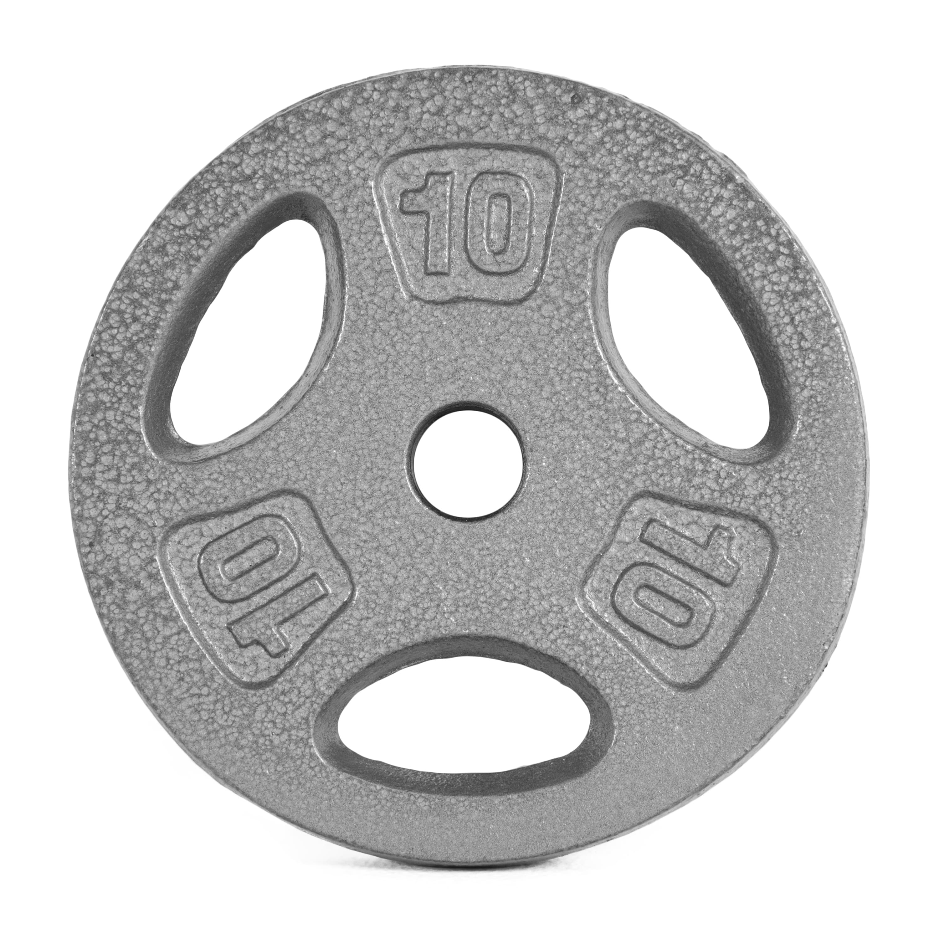 CAP Barbell Standard Weightlifting Plate $2.92 with free shipping on $35+ at Walmart