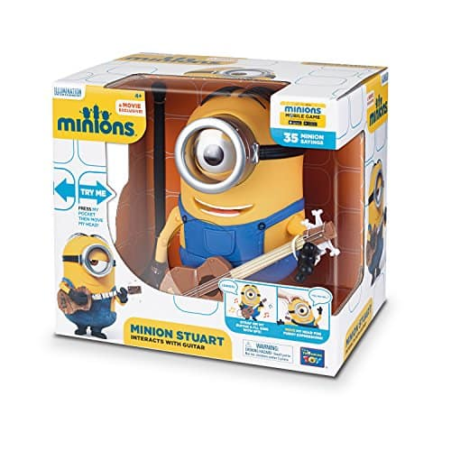 Despicable Me Talking Minion Toy - Stuart $9.98 at Target with free ship to store