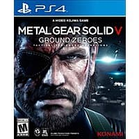 GameFly Deal: Gamefly Used Game - (PS4) Metal Gear Solid V: Ground Zeros - $10