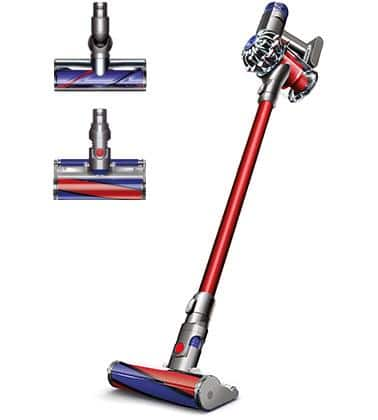 Dyson V6 Absolute, extra 3 free tools when you auto-register 389.99 free shipping. online chat for further deal.