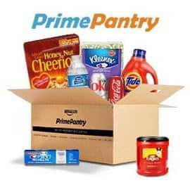 Prime Pantry savings: Buy 5 select items, get free shipping on your Pantry box - stack with $5.99 No-Rush Pantry credit