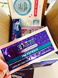 Amazon Mens, Womens, Aveeno, and Crest Sample Boxes w/ Amazon credit equal to price, $4.99-$19.99