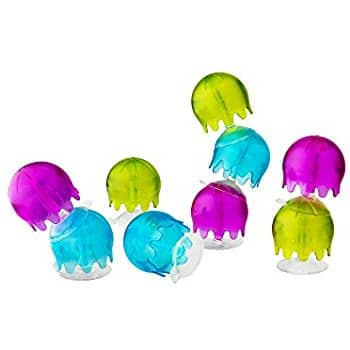 Boon Jellies Suction Cup Bath Toys $7.48 + free Prime shipping