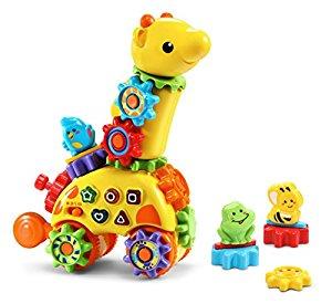 VTech GearZooz Spin & Laugh Giraffe $9.68 + free shipping