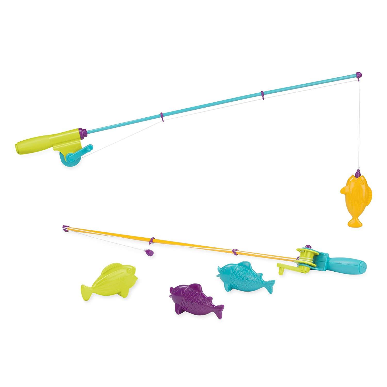 QnA VBage Add-on Item: Battat Magnetic Toy Fishing Set $5.25