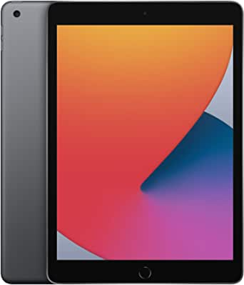 """Apple iPad 10.2"""" 32GB WiFi Tablet (2020) $299"""