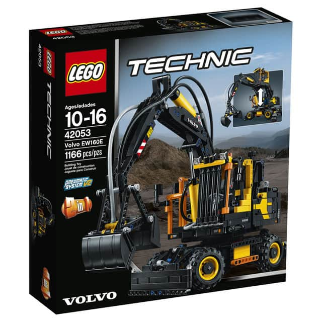 LEGO Technic Volvo EW160E (42053) for $59.99 at Toys R Us B&M (YMMV)