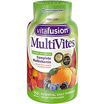 Vitafusion Multi-vite, Gummy Vitamins For Adults, 150-Count $5.77