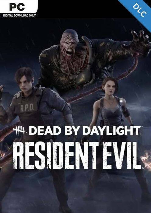 Dead by Daylight: Resident Evil Chapter PC-DLC $9.89
