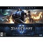 StarCraft II: Battle Chest - Mac|Windows $23.99 or $19.19 with Gamers Club Unlocked (GCU) @ Best Buy - includes Wings of Liberty, Heart of the Swarm, and Strategy Guide