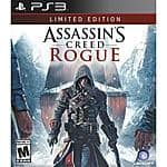 Assassin's Creed: Rogue (PS3)  $10 + Free Store Pickup