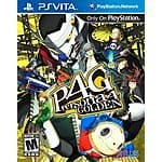 PSN PlayStation Store PS Plus Sale & Atlus Sale - Persona 4 Golden Vita $14.99 (Plus not required) and more