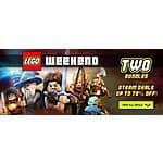 Lego Weekend Sale - Bundle Stars - Steam Keys - Batman Trilogy $12.49, Lord of the Rings/Hobbit + DLC $9.99 and more