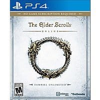 GameFly Deal: The Elder Scrolls Online: Tamriel Unlimited PS4 or Xbox One $24.99 FS (used) @ Gamefly