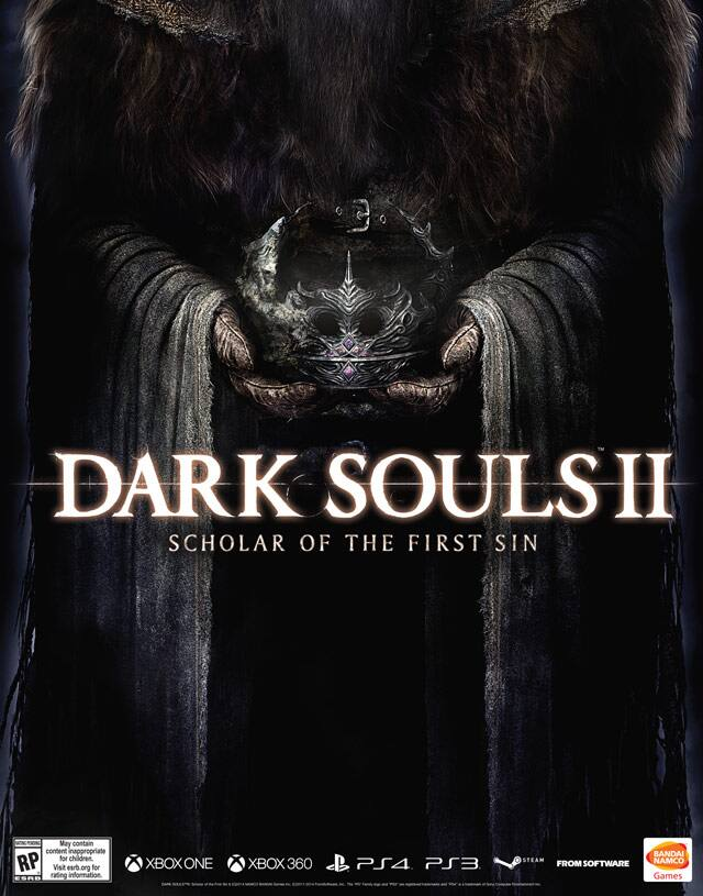 Dark Souls II - Scholar of the First Sin PC Steam Key all time low price $12 @ DLGamer