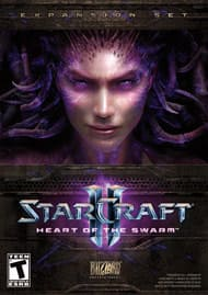 Starcraft II: Heart of the Swarm PC Physical $7.97 or Legacy of the Void Collectors Edition $49.99 @ Gamestop